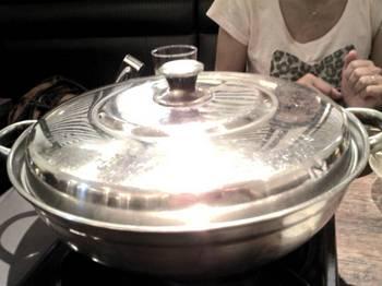 タッカマリン鍋