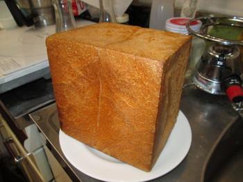 超高級パンを食いました