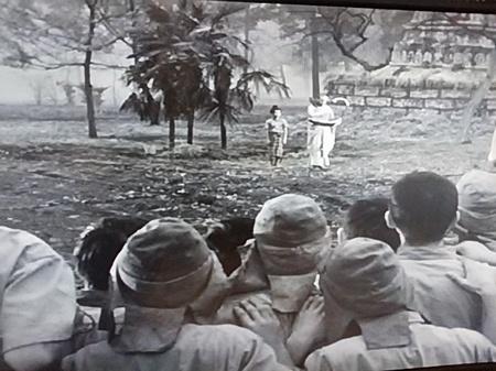 ビルマの竪琴を見た